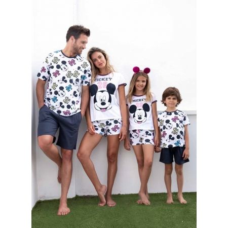Pijama niña DISNEY 54392