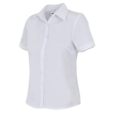 Blusa señora manga corta