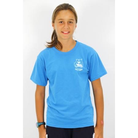 Camiseta celeste Ansite