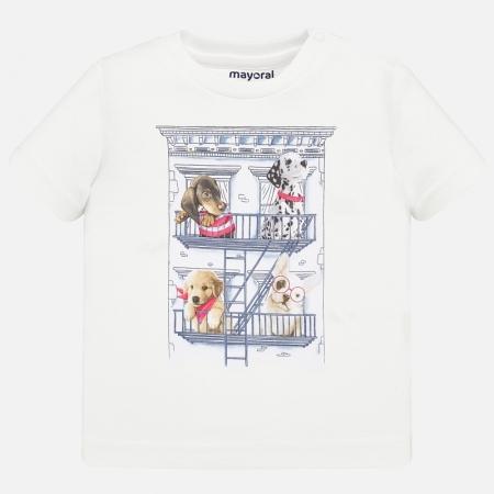 Camiseta bebé MAYORAL 1044