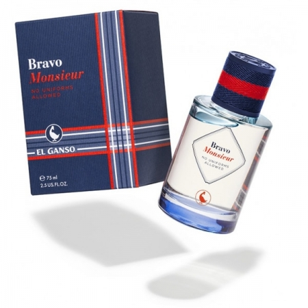 El Ganso BRAVO MONSIEUR 125ML