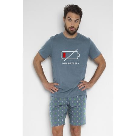Pijama Hombre DIVER 55274