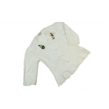 Blusa típica canaria